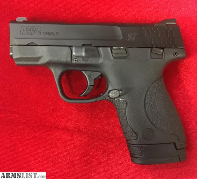 Armslist for sale nib smith wesson m p 9 shield w for Golden nugget pawn jewelry holiday fl
