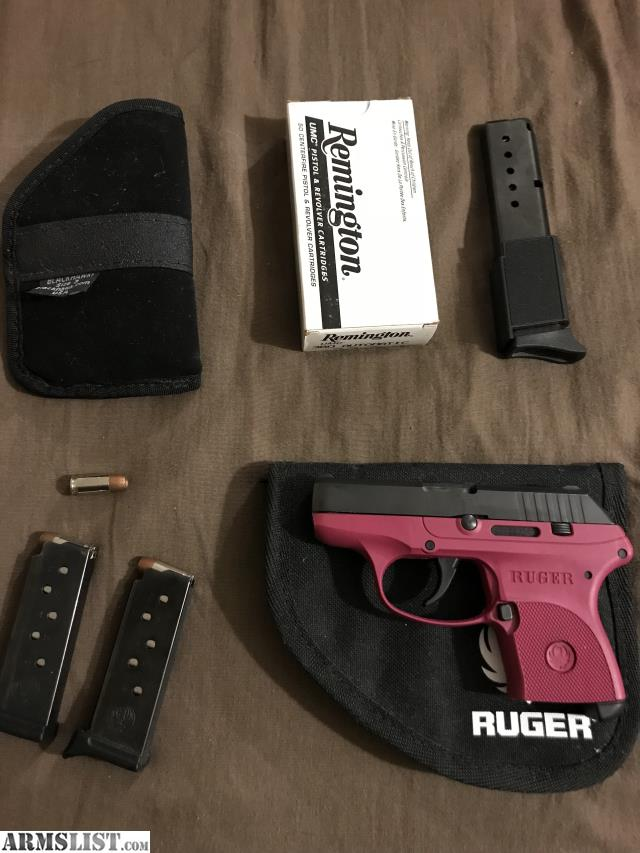 Armslist For Saletrade Ruger Lcp 380 Acp Raspberry