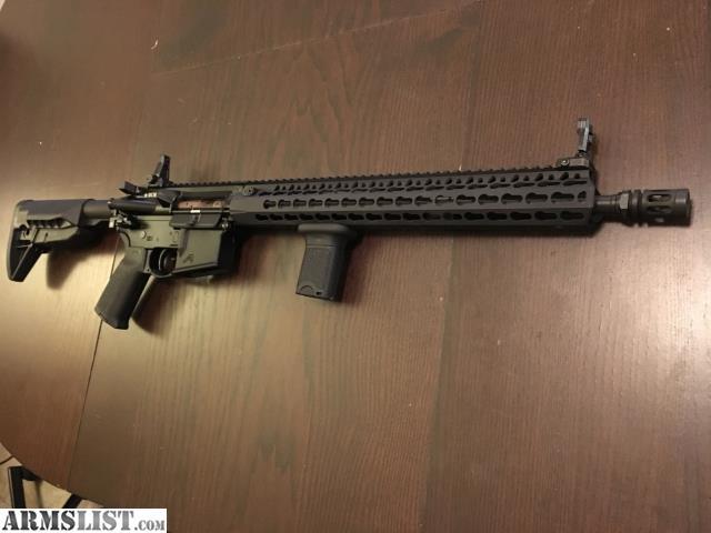 Armslist For Sale Ca Compliant Custom Bcm Ar 15