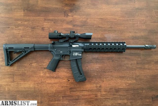 Armslist for sale smith and wesson mp