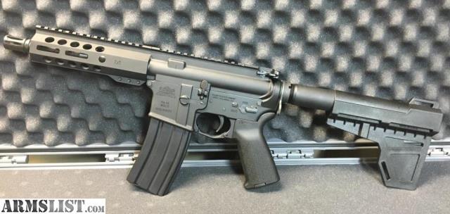 Armslist For Sale Sale Psa Ar 15 Pistol 7 Quot Barrel