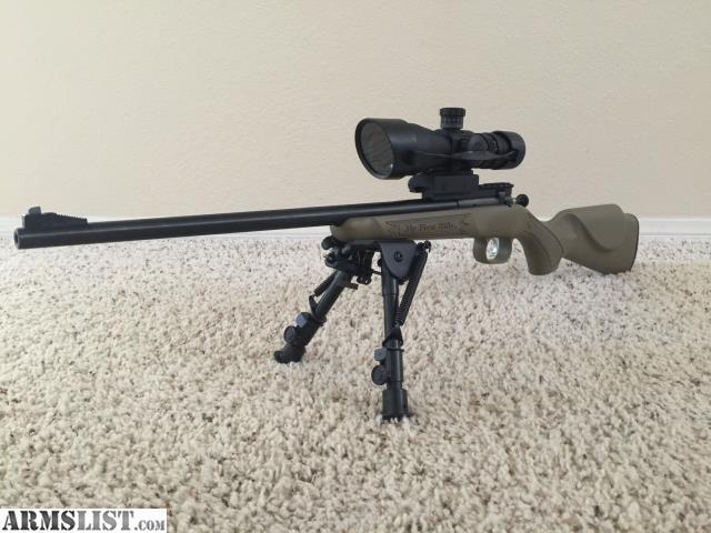 ARMSLIST - For Sale: Cricket rifle, mini-sniper