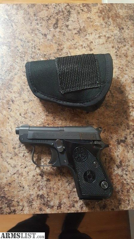 ARMSLIST - For Sale: Baby Beretta 25ACP
