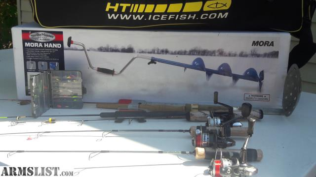 Armslist for sale ice fishing gear for Ice fishing gear list