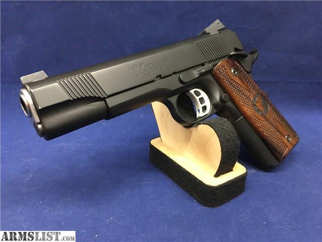 ARMSLIST - For Sale: NightHawk Custom GRP 1911 9mm 5 $3295