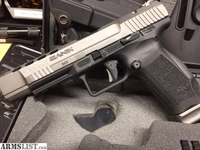 ARMSLIST - For Sale: Canik TP9 SFx competition ready, 9mm