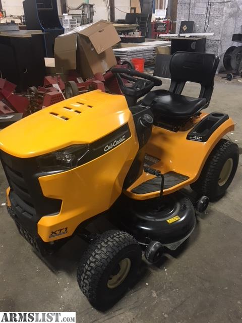 Mtd Tractor 1200 : Armslist for sale trade mtd cub cadet xt enduro