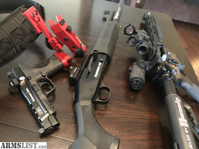 armslist for saletrade complete 3gun set up