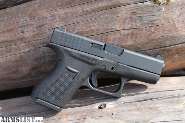 ARMSLIST - For Sale: Glock / 42 – ( 380) – NEW