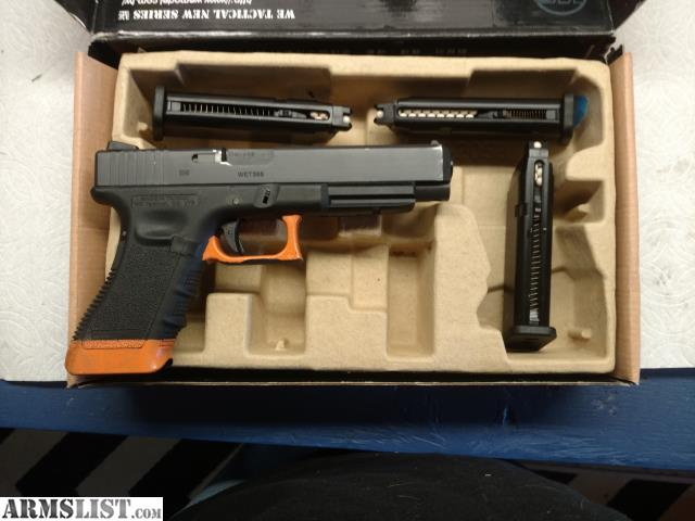 ARMSLIST - For Sale: Glock 34 Airsoft