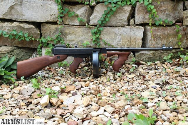 ARMSLIST - For Sale: Auto Ordnance Thompson M1927A1