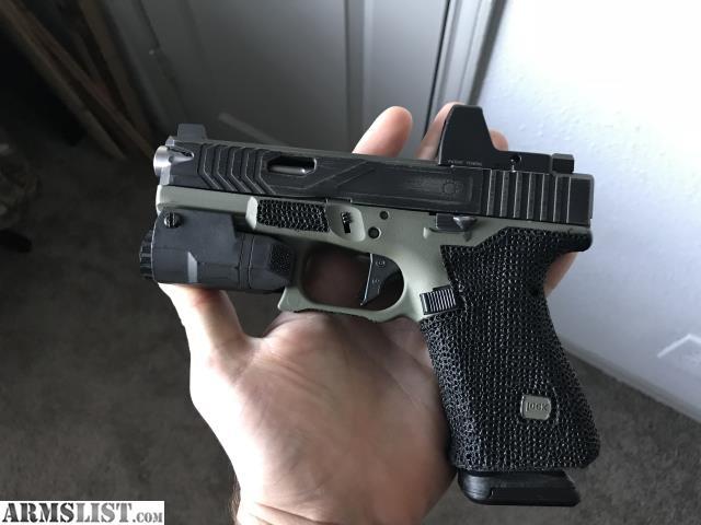 Armslist For Sale Custom Glock 19