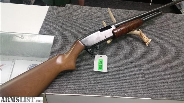 ARMSLIST For Sale Stevens Model 77 Pump 16 Gauge