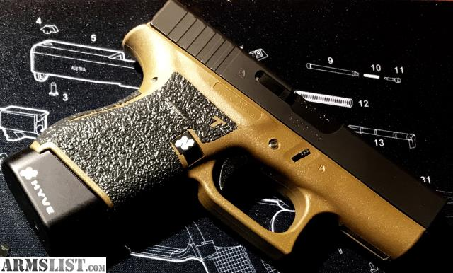 ARMSLIST - For Sale: Glock 42 fde