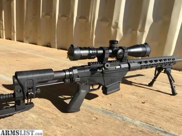 ARMSLIST - For Sale: Ruger Precision Rifle - 6.5 Creed