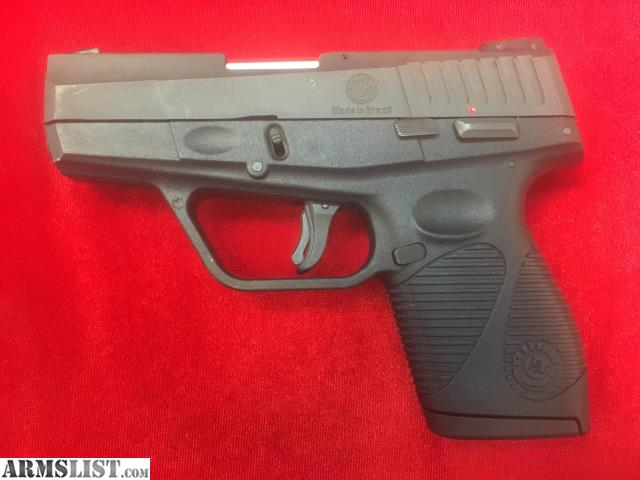 Armslist for sale taurus tp 709 slim w 1 mag in orig for Golden nugget pawn jewelry holiday fl