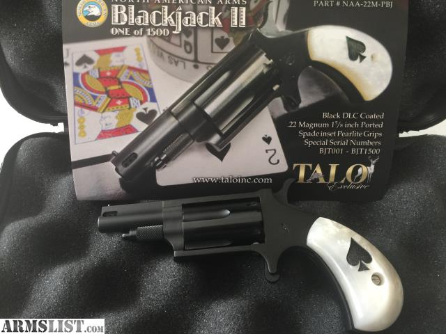 ARMSLIST - For Sale/Trade: North American Arms Blackjack II