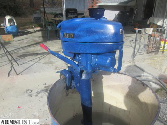 Armslist for sale trade classic 5hp outboard motor for 5hp outboard motor for sale
