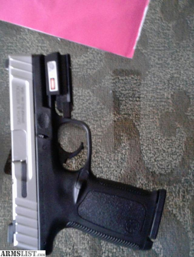 ARMSLIST - For Trade: Smith and wesson sd9ve