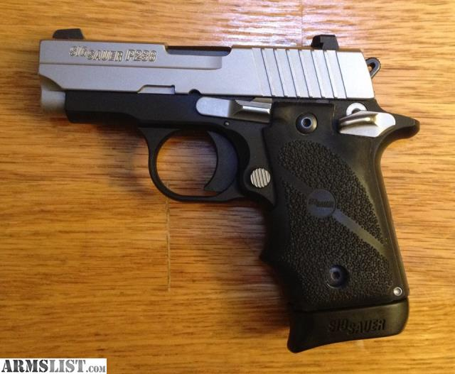 Armslist For Sale Sig P238 380 With Accessories
