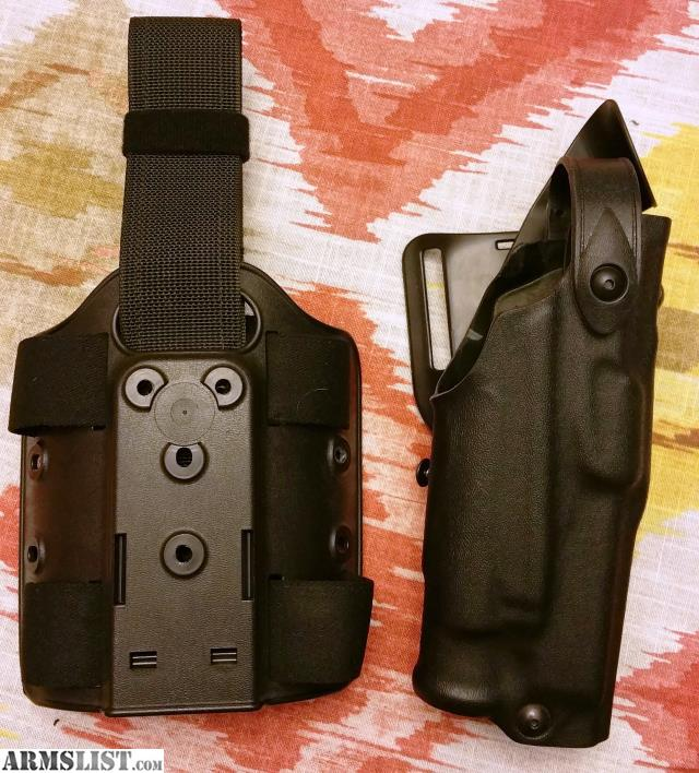 ARMSLIST - For Sale/Trade: Safariland 6304 holster for Glock 34/35