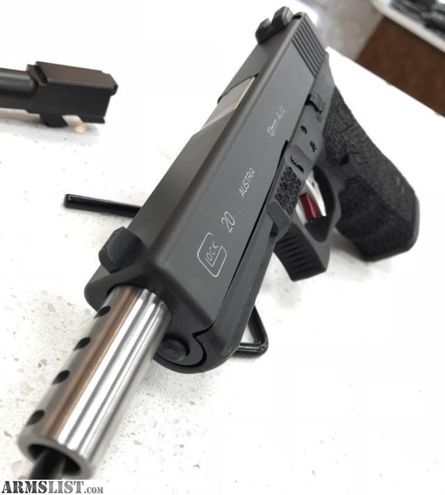 ARMSLIST - For Sale/Trade: Custom Glock 20