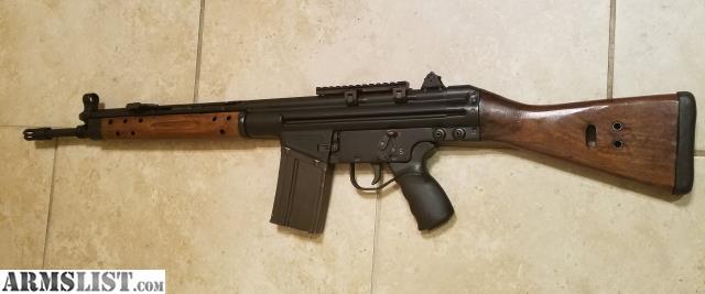 Armslist For Sale Trade Cetme 308 Sporter
