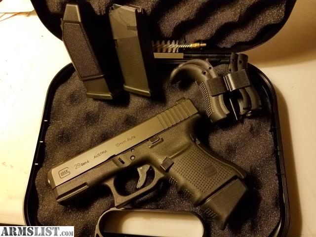 Glock 29 gen 4