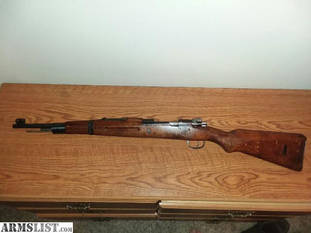 M 49 Persian Mauser ARMSLIST - For Sale: P...