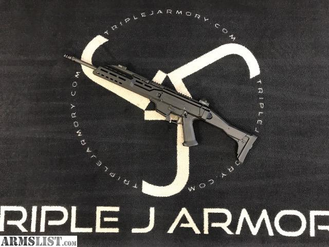 armslist for sale cz scorpion evo 3 s1 carbine 9mm blk. Black Bedroom Furniture Sets. Home Design Ideas