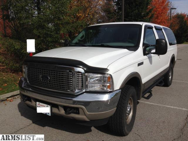 For Sale: 2000 Ford Excursion Limited 4x4 V10