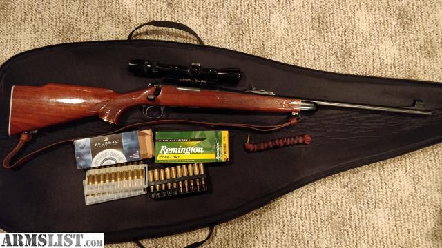 Dating remington 700 243