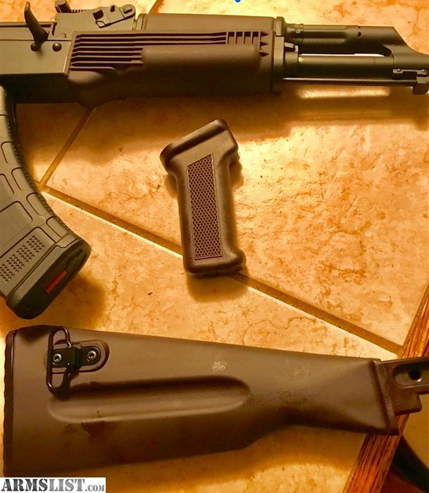 For Sale: Ak47 Classic Plum Wood Furniture Kit