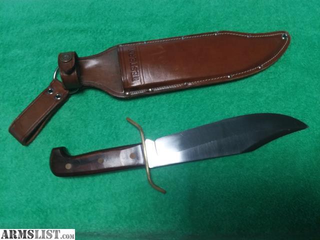 dating western bowie w Western usa w49 big bowie knife großes survial-messer co company colorado boulder im zweiten weltkrieg wurden nach vorschlag vo.