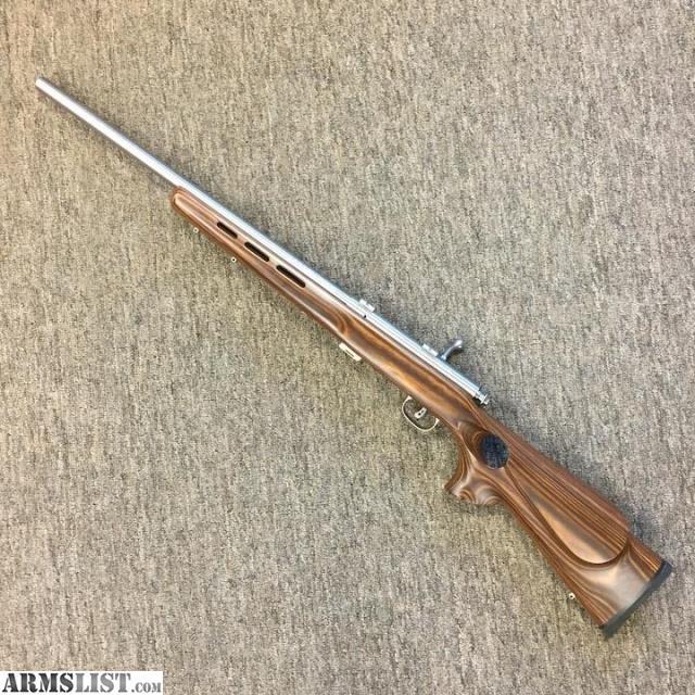 ARMSLIST - For Sale: Savage Mark II 22lr Stainless Target NIB