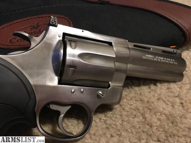 ARMSLIST - For Sale: Colt Anaconda