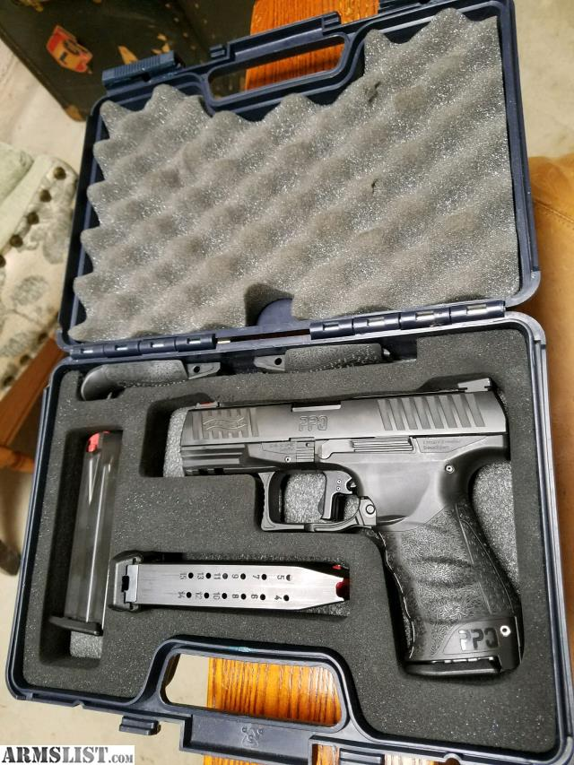 ARMSLIST - For Sale: Price drop! Walther PPQ 9mm with upgrades