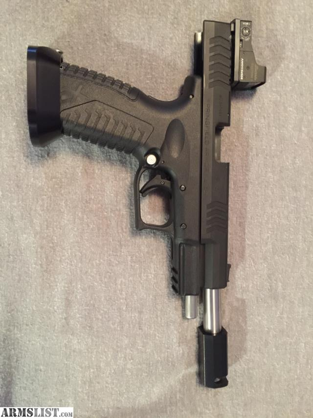 Armslist For Sale Trade Springfield Armory Xd M 5 25