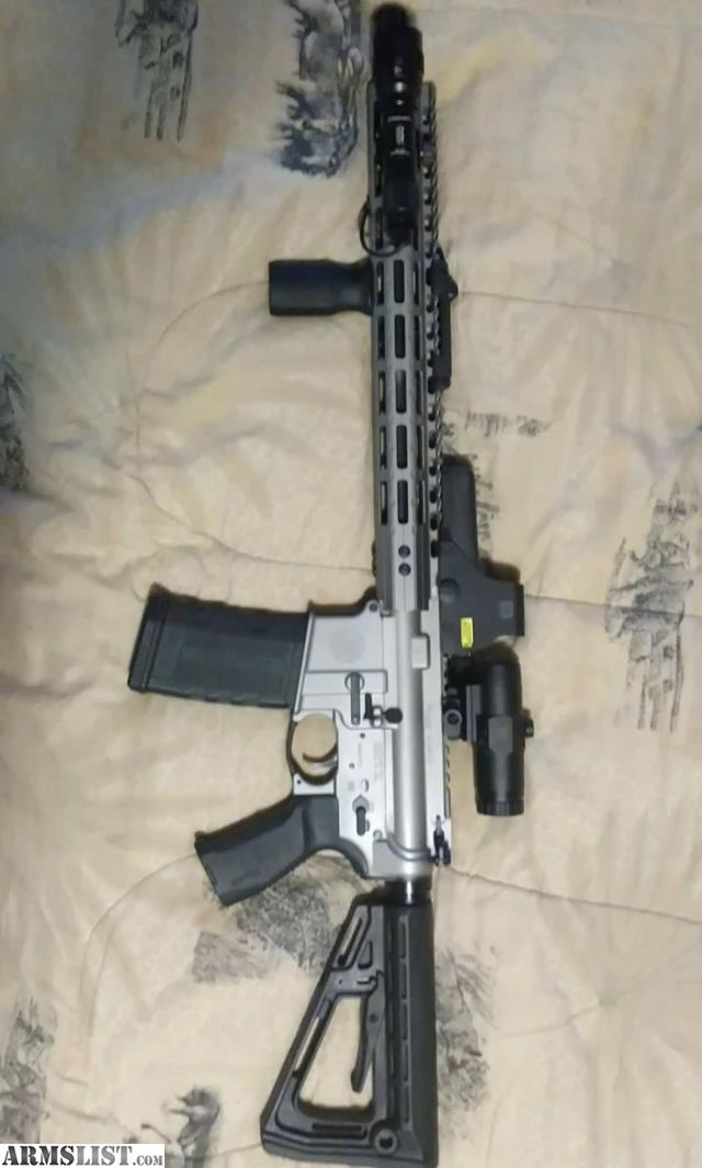 ARMSLIST - For Sale: Sig M400 elite TI.