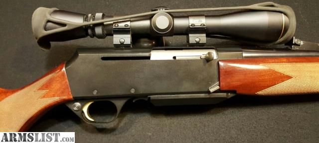 ARMSLIST - For Sale/Trade:  243 Win, Browning BAR Lightweight
