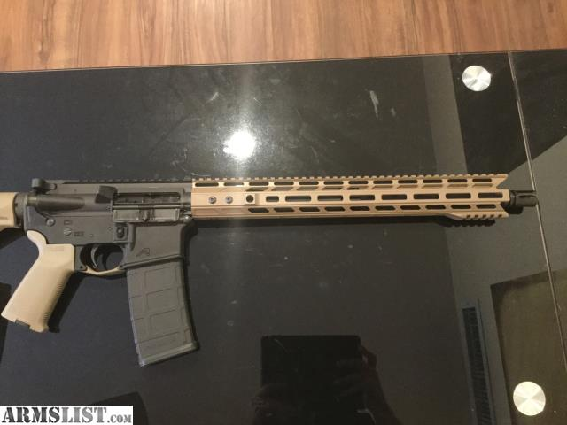 ARMSLIST - For Sale: AR15 223/5.56 X15 with Magpul FDE