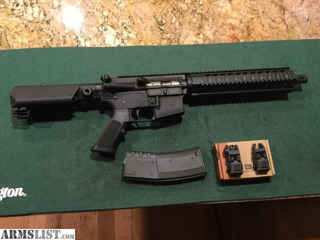 """For Sale: Brand New 10.5"""" USA Tactical AR15"""