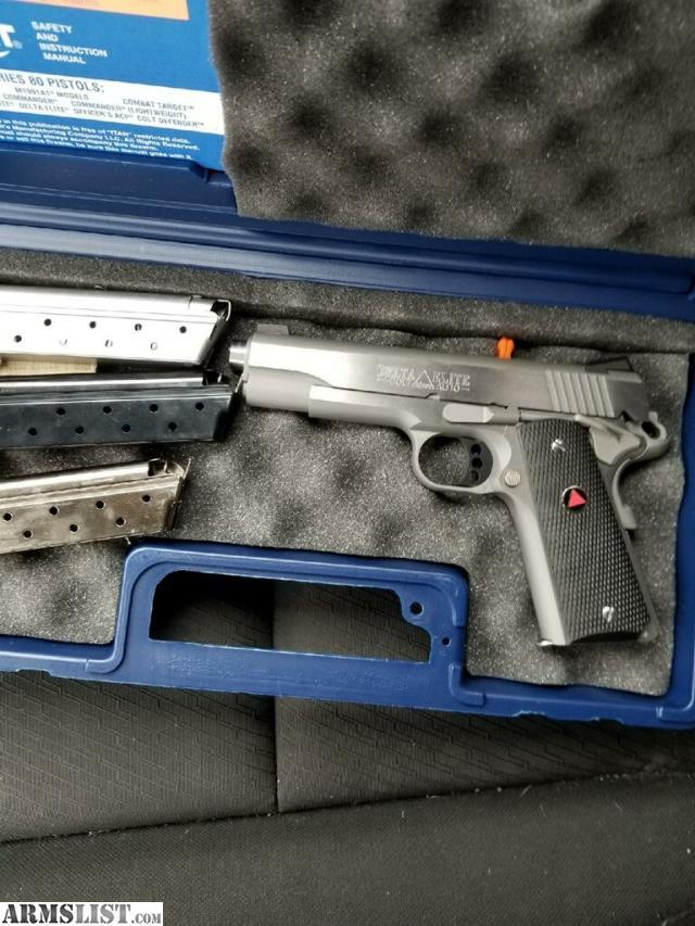 Mm Pistol Travel Case
