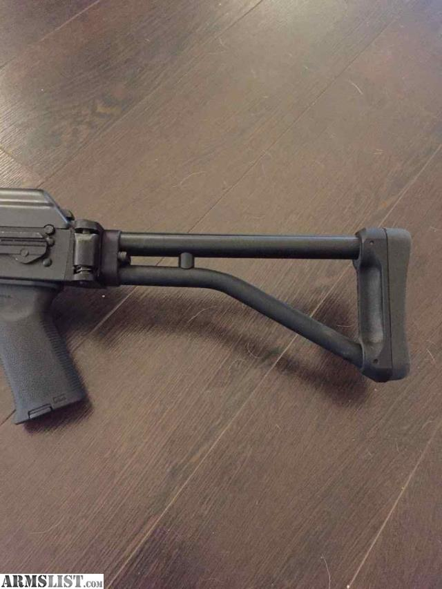 ARMSLIST - For Sale: Complete ACE Folding Stock Kit for Yugo
