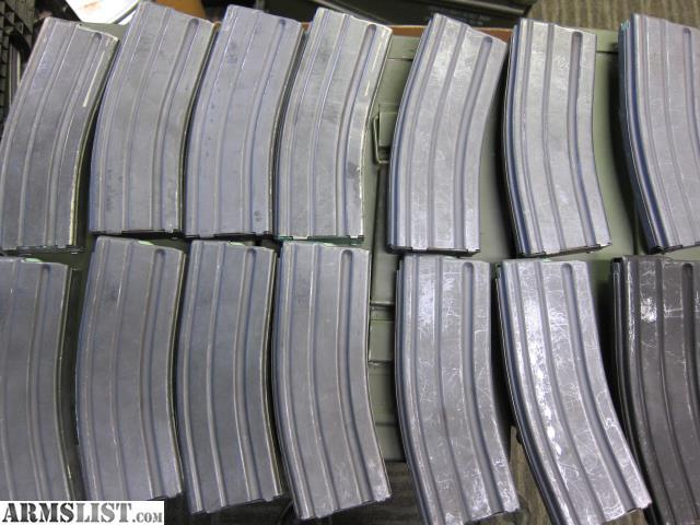 Military Surplus Columbus Ohio >> ARMSLIST - For Sale: Colt M4/M16/AR15 MILITARY SURPLUS MAGAZINES