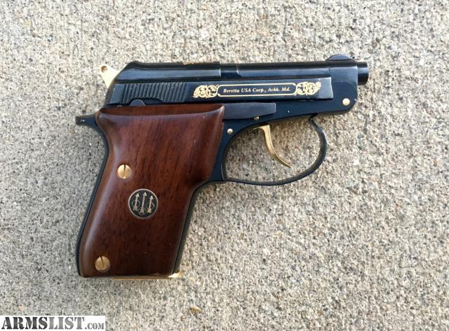 ARMSLIST - For Sale/Trade: Beretta 21a 25 ACP Limited Edition