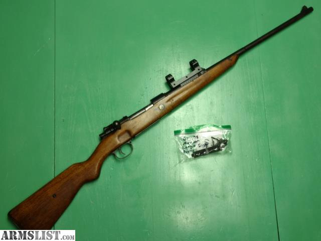 armslist  trade  mauser 98 with scout scope