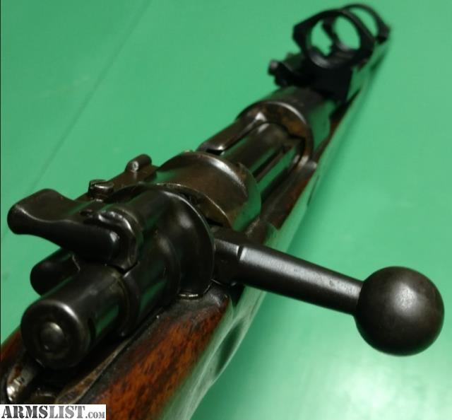 Armslist For Sale Trade Mauser 98 With Scout Scope
