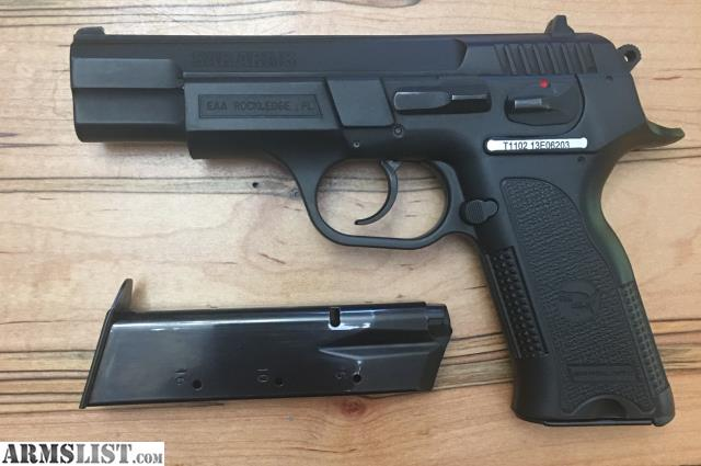 ARMSLIST - For Sale/Trade: Sar EAA Witness 9mm
