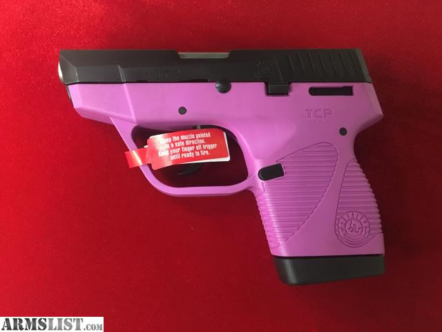 Armslist for sale nib taurus pt738 tcp w 1 mag in orig for Golden nugget pawn jewelry holiday fl